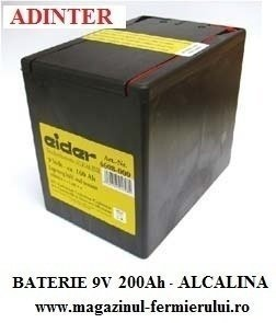 Baterii pentru garduri electrice